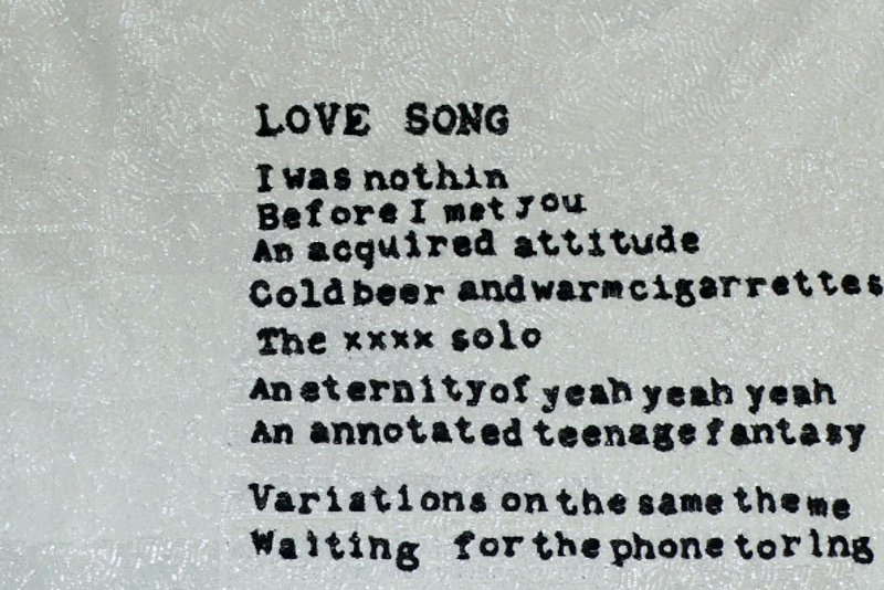 Love song, 2011-2015