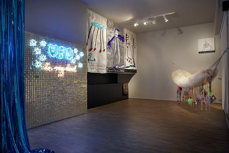 Daniel González, UFO in my Bed, Vernon Inter. Instage, Padua, 2009