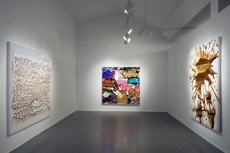 Daniel González, Pimp Art History, Diana Lowenstein Gallery, Miami, 2010