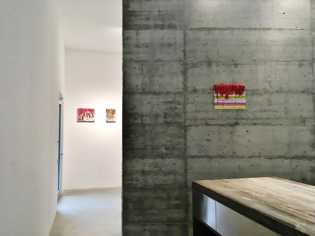 Daniel González, Spiritual Paintings, solo show, Boccanera Gallery, Milan, 2019