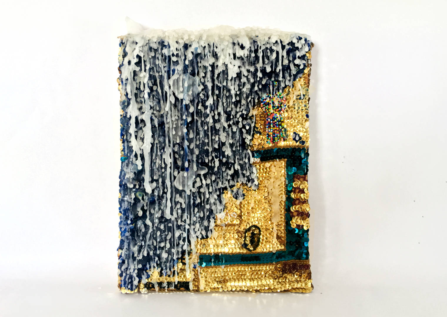Daniel González, Spiritual Painting, 2019
