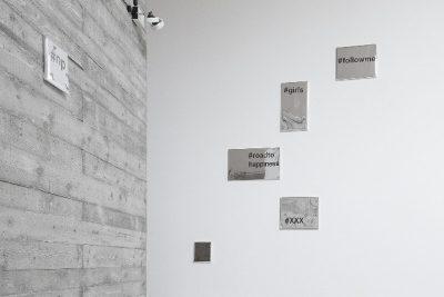Daniel González, Your Stories, 2017, Milan, ph Carola Merello