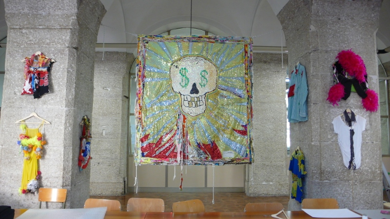 Daniel González D.G. Clothes Project, My Clothes, Manifesta 7 Rovereto, 2008