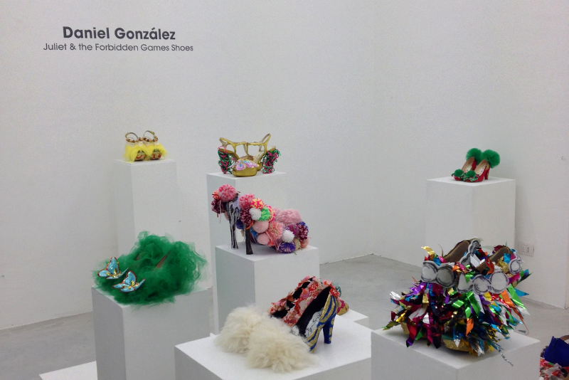 D.G. Clothes Project, Juliet & the Forbidden Games Shoes, Studio La Città, Verona, 2013
