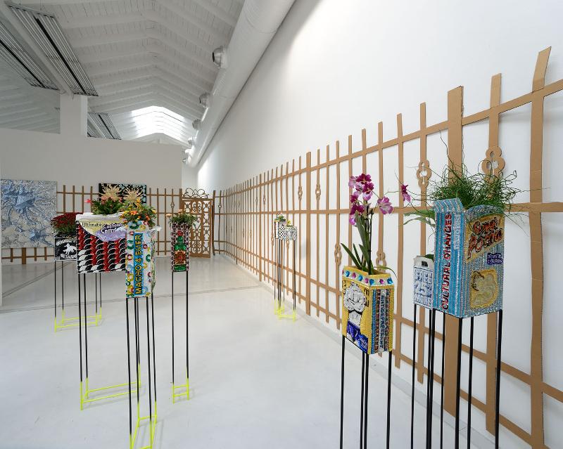 Cloud Factory, Studio La Città, Verona, 2012