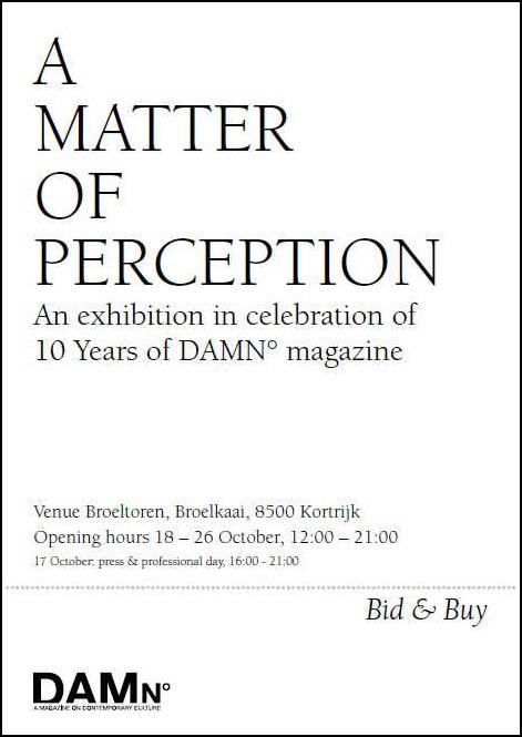 25 Yrs Anniversary, DAMN Magazine, p.19, 2014