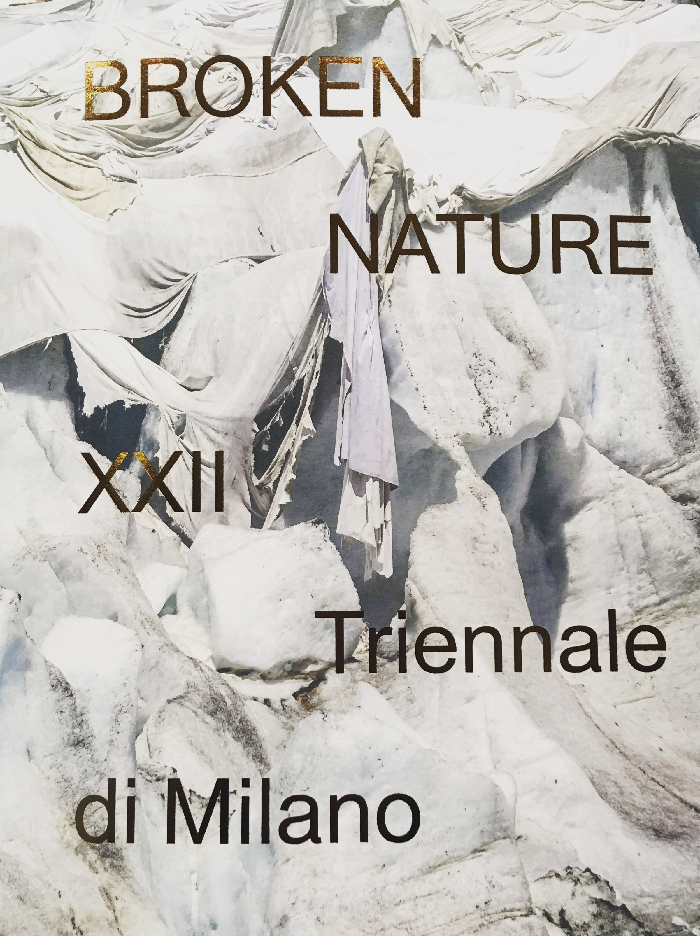 Broken Nature, XXII International Exhibition Triennale di Milano, 2019, curated by Paola Antonelli
