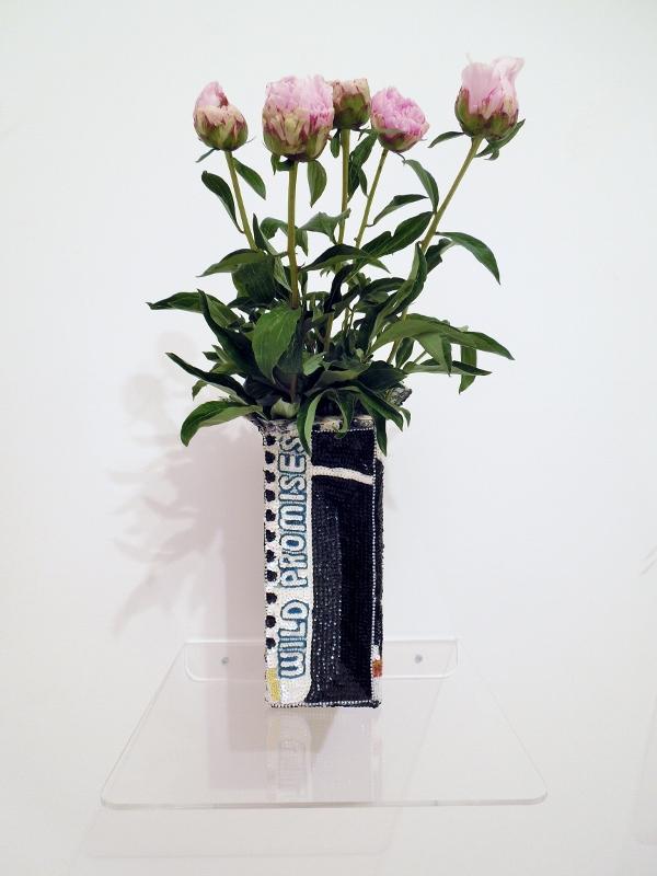 Super Reality, Flowerpots installation view, Galleria Valentina Bonomo, Rome, 2015