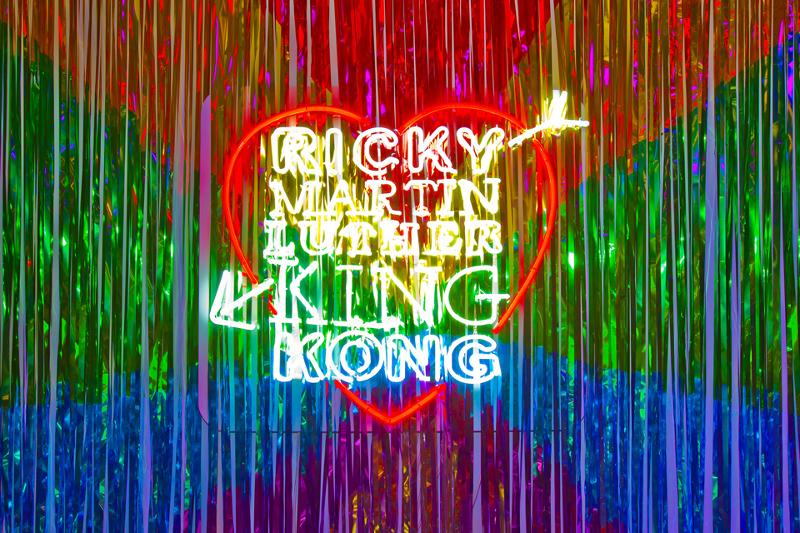 Martin Luther King Kong, 2011