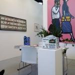 Daniel González, Tide & Valium Flowerpot, Galleria Valentina Bonomo, ArteFiera Bologna, 2016
