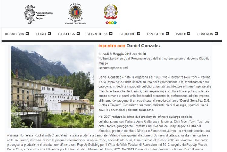 invito, seminario Daniel González, preview