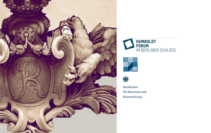 Daniel González, Humboldt Forum Foyer project, 2018