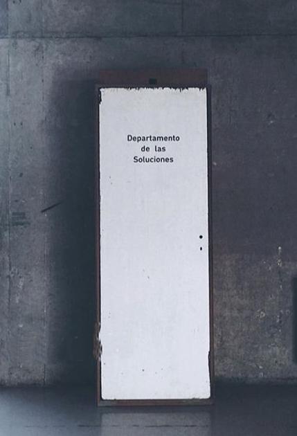 Departimento de las soluciones, ph Julieta Laino