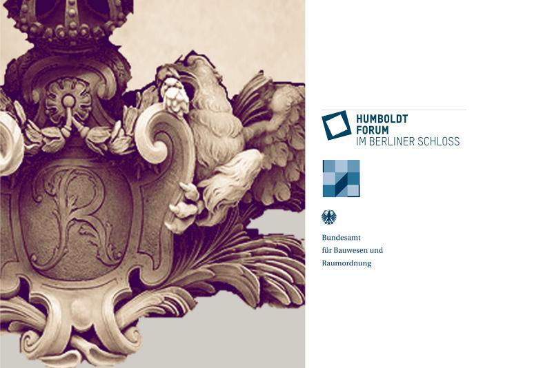 Daniel González, project for foyer in Humboldt Forum, Berlin Castle, 2018