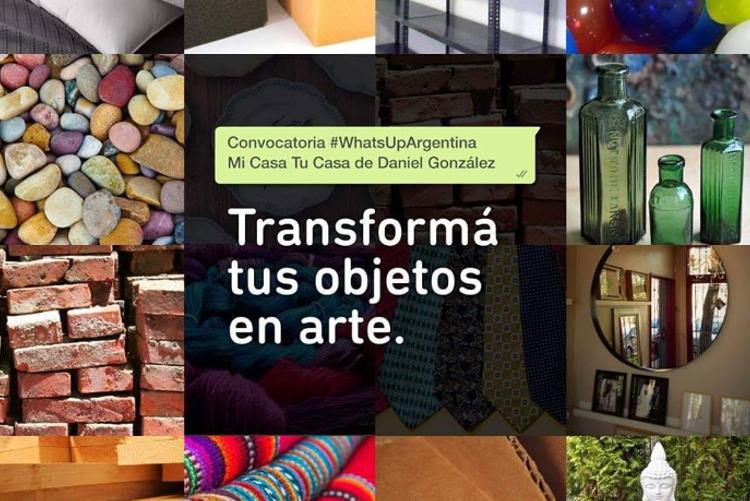 Daniel González, #WhatsupArgentina Mi Casa Tu Casa, MAR Museo Mar del Plata, 2018-2019