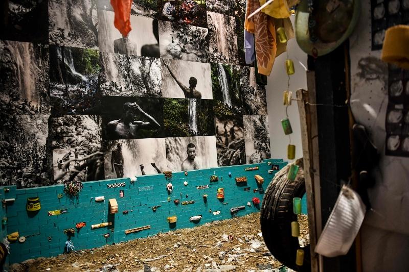 Daniel González, Mi Casa Tu Casa - Building Memory, 2019, XXII Triennale di Milano, ph SGP