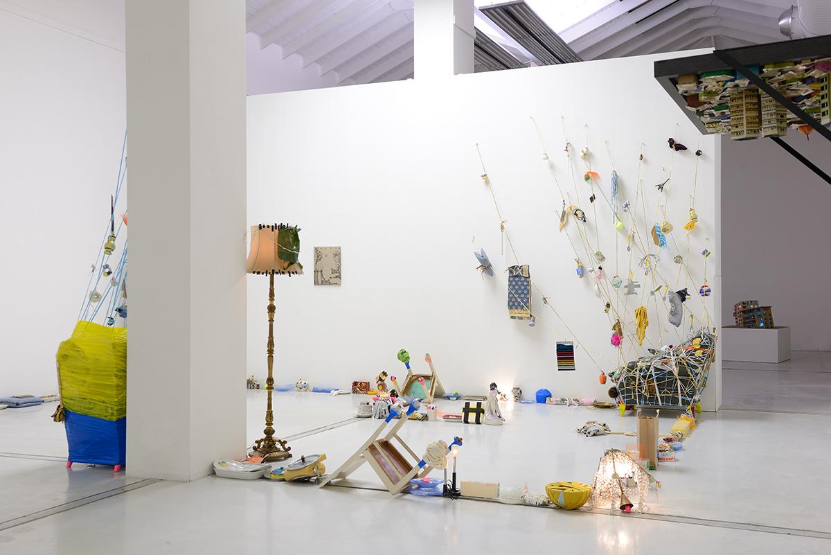 Daniel González, La Casa del Tiempo, 2018
