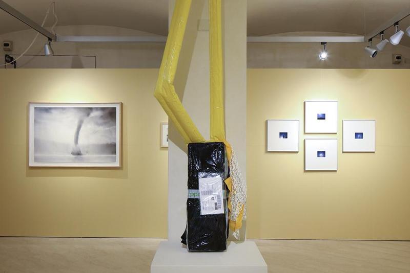 Daniel González, Low-Cost Panorama, mostra collettiva, a cura di Claudio Musso, Fondazione del Monte, Bologna, 2019